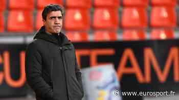 Ligue 1 : David Guion (Stade de Reims) annonce son départ du Stade de Reims - Eurosport FR