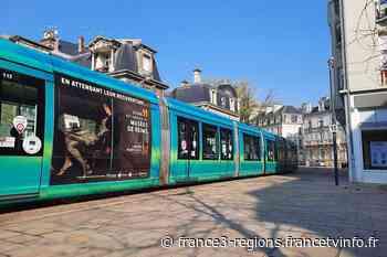 Reims : embarquement vers les musées avec le tramway qui fête ses dix ans - France 3 Régions