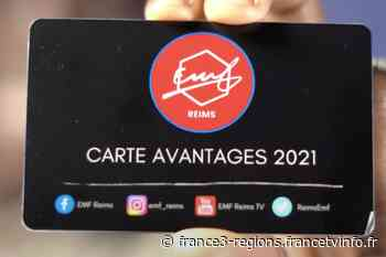 A Reims, une carte avantages pour les étudiants dans le besoin - France 3 Régions