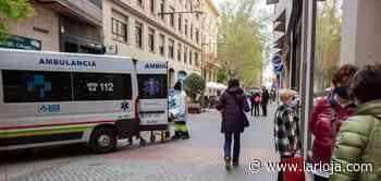 La Rioja suma dos fallecidos por coronavirus en una jornada en la que sube la presión hospitalaria - La Rioja