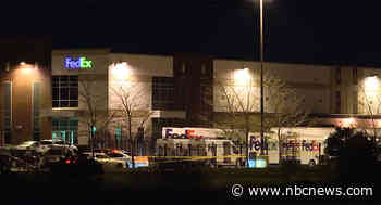 8 people killed in shooting at Indianapolis FedEx facility; suspect also dead