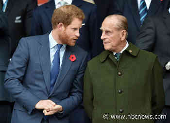 All eyes on Prince Harry, and royal rift, after his return for Prince Philip's funeral