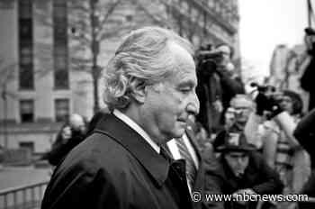 How do you mourn someone like Bernie Madoff?
