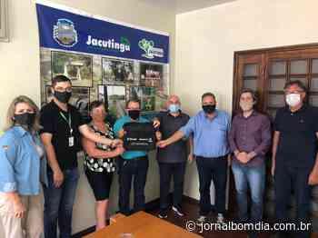 Notícias | Notícias: jacutinga-incentivo-a-organizacao - Jornal Bom Dia