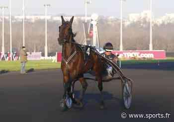 Prix Ariel, Gaspar de Brion sur l'hippodrome de Paris Vincennes - Sports.fr