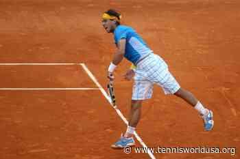 ThrowbackTimes Monte Carlo: Rafael Nadal eases past David Ferrer to extend streak - Tennis World USA