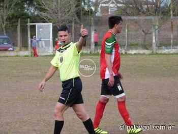 Andrés Gariano designado para Atlético de Rafaela - Almagro - PaloyGol