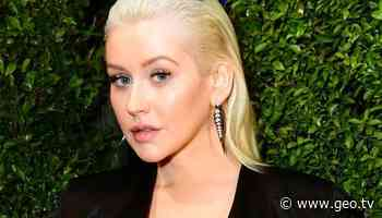 Christina Aguilera touches on 'insecurity over 'super skinny past photos - Geo News