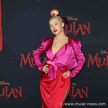 Christina Aguilera working on 'overdue' Spanish album - Music News