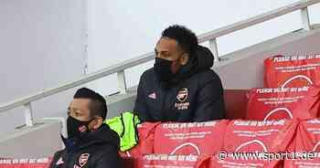 Pierre-Emerick Aubameyang fehlt Arsenal wegen Malaria-Infektion - SPORT1