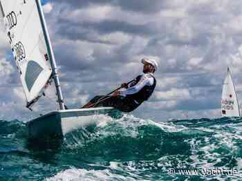 Segeln olympisch: Herr Buhl findet sein Laser-Team cool - Yacht.de