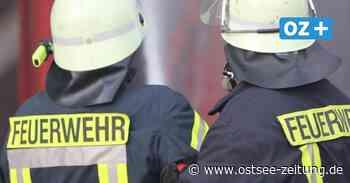 Polizei: Feuer in Sassnitz auf Rügen verursacht 400.000 Euro Schaden - Ostsee Zeitung