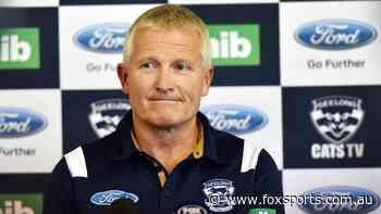 Exclusive: Genius Geelong list boss to take time away from role - Fox Sports