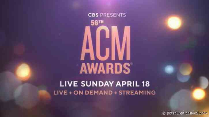WATCH: 56th ACM Awards Come To CBS And Paramount+ On Sunday, April 18th