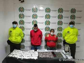 Previas : Judicializados madre e hijo por tráfico de estupefacientes en Caicedonia, Valle - 90 Minutos
