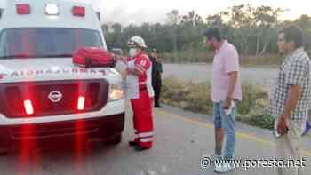 Choque vehicular en Playa del Carmen deja daños por más de 30 mil pesos - PorEsto