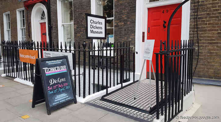 Charles Dickens Museum reopening with extended exhibition