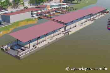 Governo abre licitação para reconstrução do novo terminal hidroviário de Breves - Para