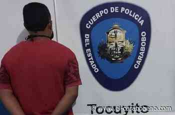 Capturado sujeto por distribución de drogas en la carretera vieja Valencia-Tocuyito - El Carabobeño