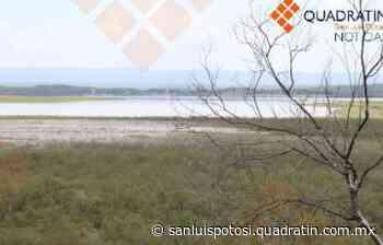 Presas de San Luis Potosí en el mínimo histórico por sequía - Quadratín - Quadratín San Luis