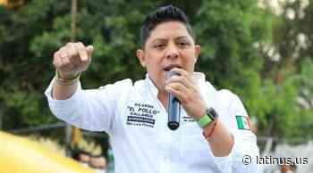 Candidato del PVEM y PT a la gubernatura de San Luis Potosí denuncia intervención del gobernador Juan Ma ... - LatinUs