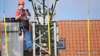 Kreis Rendsburg-Eckernförde: SH Netz AG investiert 28 Millionen Euro in Strom- und Gasnetz   shz.de - shz.de