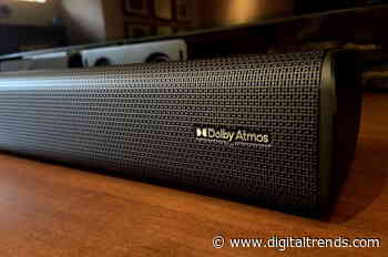 Monoprice SB-600 Soundbar review: Affordable but average Dolby Atmos