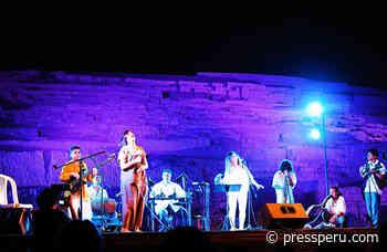 Música, danza y rituales en la Huaca Mateo Salado a carfo de cantautora Corina Barta - Press Perú