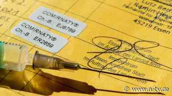 """""""Immunität"""" kostet 150 Euro: Gefälschte Impfpässe bei Telegram gehandelt"""
