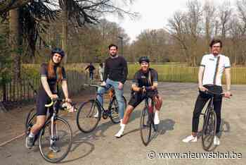 Met Cirque@Trappe op de fiets dwars door Ekeren en Noorderkempen - Het Nieuwsblad