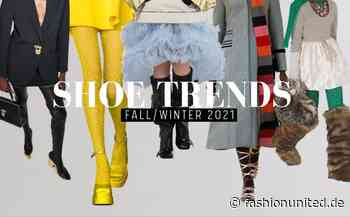 Video: SHOE TRENDS | Fall/Winter 2021-2022