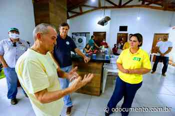 Produtores de Campo Novo do Parecis fecham apoio à Coronel Fernanda - O Documento - O Documento