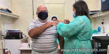 Cantagalo, Macuco e Bom Jardim vacinam idosos contra a Covid-19 nesta sexta-feira - Portal Multiplix