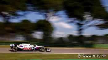 Perez-Unfall bei F1-Training: Vettel und Schumacher weit abgeschlagen
