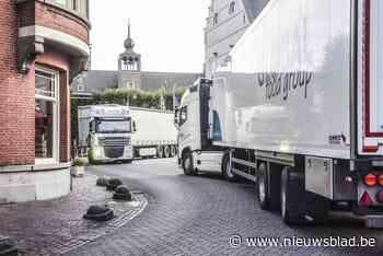Beide Baarles willen inrijverbod voor vrachtwagens (Baarle-Hertog) - Het Nieuwsblad
