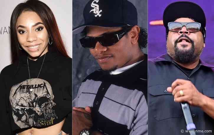 "Eazy-E's daughter says Ice Cube is ""dodging"" new documentary about her father"