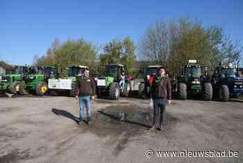 """Jonge landbouwers vragen een toekomst: """"We krijgen geen ruimte meer om te boeren"""""""