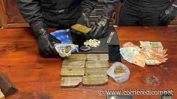 Mariano Comense: spacciano hashish e cocaina vicino alla scuola, arrestati due marocchini - Corriere di Como