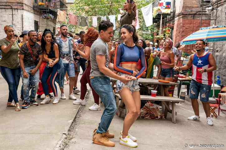 Tribeca Festival to Open With World Premiere of 'In the Heights'