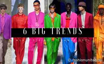 Video: 6 Big Trends - Men's Spring/Summer 2021