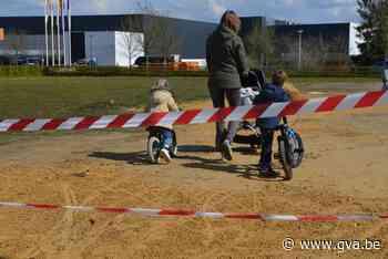 Vandalen houden lelijk huis op pas heraangelegd BMX-parcours in Zandhoven - Gazet van Antwerpen