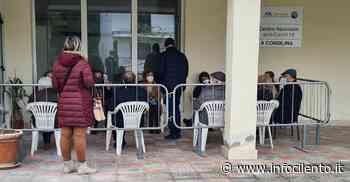 Aperto il centro vaccinale di Sala Consilina: oggi 120 somministrazioni - Info Cilento