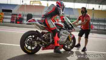 GP Portogallo: Pons sostituisce Corsi e Marcon nel team MV Agusta Forward - La Gazzetta dello Sport