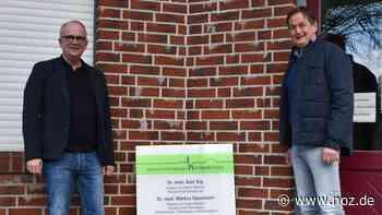 Gemeinschaftspraxis mit Dr. Axel Kip: Aus dem Boni in die Praxis: Dr. Markus Gausmann künftig Arzt in Wietmarschen - noz.de - Neue Osnabrücker Zeitung