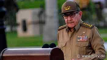 Das Ende einer Ära auf Kuba: Raúl Castro gibt das Zepter ab