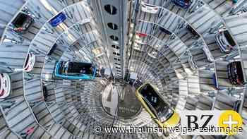 VW-Konzern wächst im März deutlich
