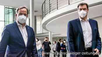 Newsblog: Machtkampf der Union: Hans betont Bedeutung von Umfragen