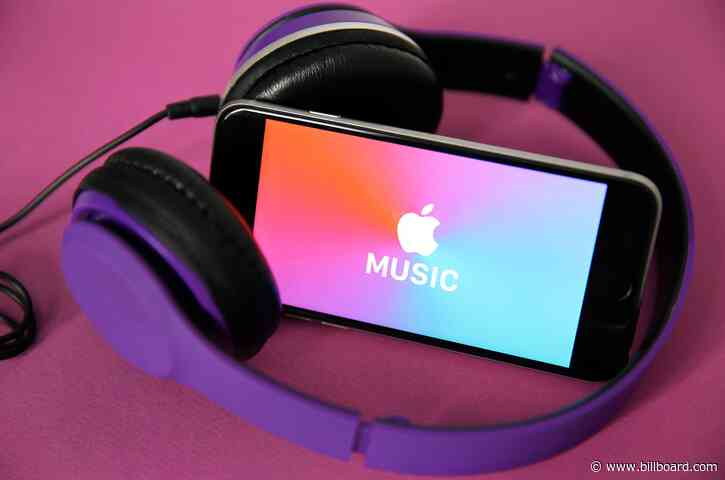 Apple Music Says Per-Stream Royalty Rate Is Double What Spotify Pays