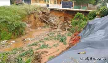 Guárico | Familia en peligro suplica ayuda ante riesgo de derrumbe en Zaraza - El Pitazo