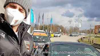 Fans der Grizzlys Wolfsburg rufen zum Autokorso auf